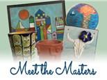 SUMMER CAMP: June 18-22 - MEET THE MASTERS