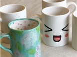 Family Pottery - Mugs for Dad! - Morning Session - 06.01.19