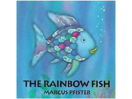 Paint Me a Story - Rainbow Fish