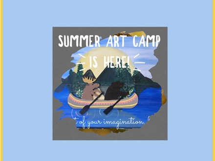 Summer Art Camp 2020 Week 1