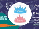 Prince and Princess Party - September 26, 2021