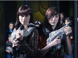 Group Events: Outdoor Laser Tag, USA