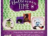 Halloween Kids Workshop