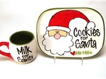 Paint Wine and Dine - November - Cookies and Milk for Santa