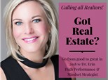 """Got Real Estate? Go from good to GREAT!"" w/ Dr. Erin"