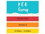 PEO Private Paint & Sip - Jan 6
