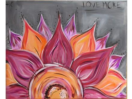 Love More Sunflower