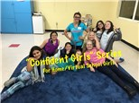 "HOME/VIRTUAL SCHOOL: ""Confident Girls"" 4 Session Series- Starts April 18, 2018 (K-5th)- VALRICO"