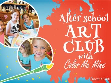 Art After School: Esmond Station - Dreams & Wishes