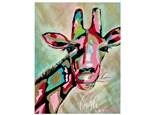 Giraffe Paint Class