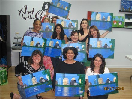 Private BYOB Painting Party