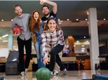 60 Minutes of COSMIC Bowling at Camelot Lanes