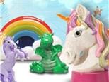 Princesses, Unicorns & Dragons OH MY!  Party