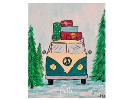 VW Bus Paint Class
