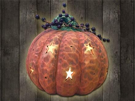 Light Up Pumpkin Paint N' Sip - Oct. 19th