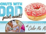 Father's Day Event: Donuts with Dad - June 18, 2017