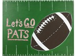 Adult Class Football Canvas Painting 10/10