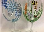 Trahan Wine Glass Painting Fundraiser @ TJ Callahan's