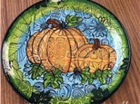 Fall Pumpkins Pottery Painting, October 14, 2017