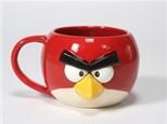""" Angry Bird Mug"" To-Go Kit-  at Color Me Mine - Aspen"