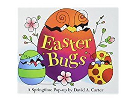 Story Time - Easter Bugs - Morning Session - 04.01.19