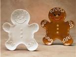 Ladies Night Gingerbread Man