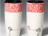 Couple's Pottery - Valentine's Event - Travel Tumblers - 02.13.18