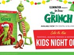 GRINCH KIDS NIGHT OUT!