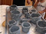 Clay Summer Camp: Tuesdays & Thursdays in August 3pm-5pm