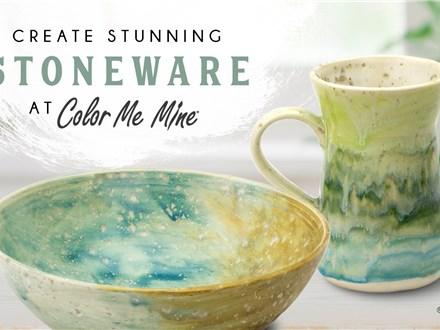 Stoneware Workshop - January 30th