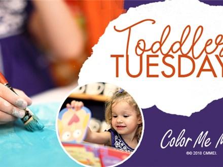 Toddler Tuesday Jan. 21st