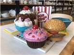 Snack Attack - Food Shaped FUN! - JUN 8th