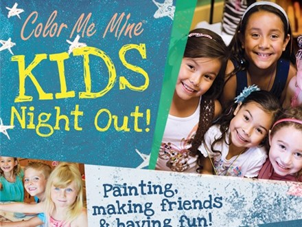 KID'S NIGHT OUT  - NOVEMBER 16TH
