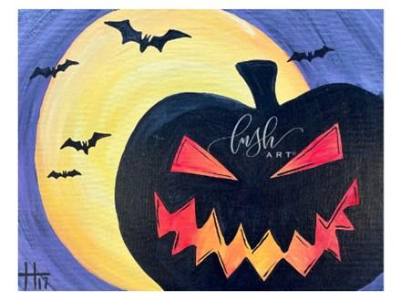 Frickin' Bats Paint Class - WR