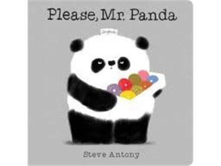 Story Time - Please Mr. Panda - Morning Session - 01.08.18