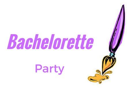 April's Bachelorette Party