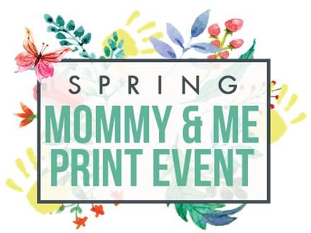 Seasonal Print Event - April 7th
