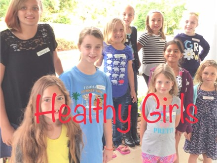 LITHIA (K-5th): Healthy Girls- Nov. 1, 2018