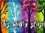 'Tis Many Seasons: Summer Workshops - August 27-31