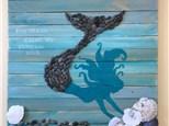 DDD Board Art Mermaid