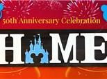 50th Anniversary Disney Celebration - October 1st