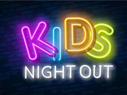 Kids Night Out Sept. 19