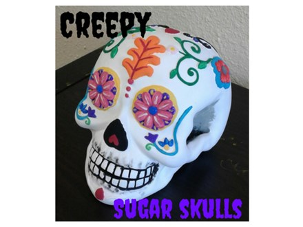 Sugar Skulls - Paint & Sip - Sept 27