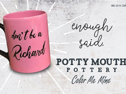 Potty Mouth - January 23rd