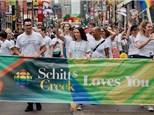 Schitt's Creek Night For Pride