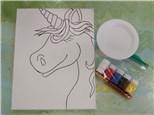 Canvas at Home - Take & Make Kit