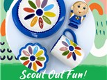 DAISY Scout Badge Package