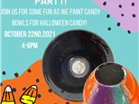 """October 22nd, 2021 """"Halloween Paint Party"""""""