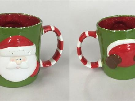 Santa Mug Kids Ceramic - 12/10