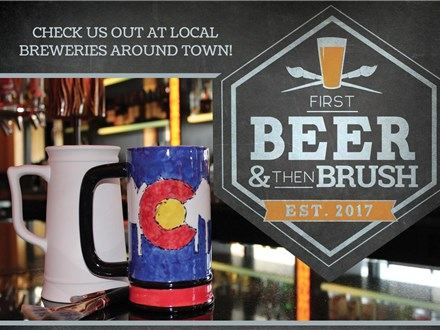 Beer and Brush at Your Brewery